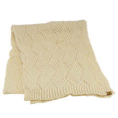 Bearpaw Soft Acrylic Yarn Scarf