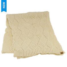 Bearpaw Soft Acrylic Yarn Scarf