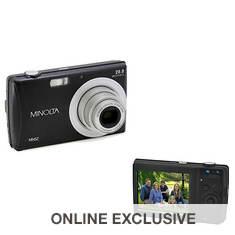 Minolta 20MP HD Camera with 5X Zoom