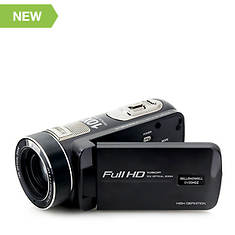 Bell+Howell Optical Zoom 24MP Camcorder