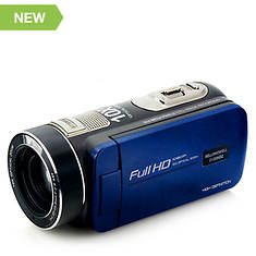 Bell+Howell 24MP 10X Optical Zoom Camcorder