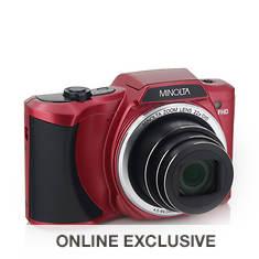 Minolta 20MP HD Camera with 22X Zoom