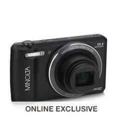 Minolta 20MP HD Digital Camera with 12X Zoom