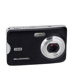 Bell+Howell Slim 18MP/HD Digital Camera