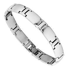 Stainless Steel Link Bracelet (Men's)