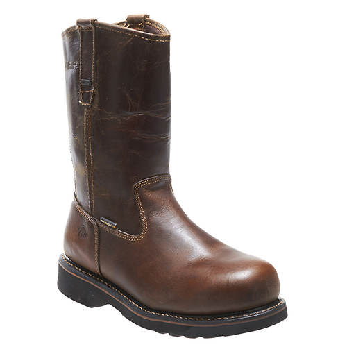 Wolverine Brek Durashocks Steel Toe Wellington (Men's)