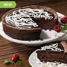 Chocolate Truffle Cake