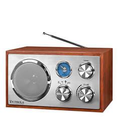Victrola Desktop Bluetooth Radio