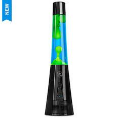 Innovative Technology Bluetooth Groovy Bubble Lamp