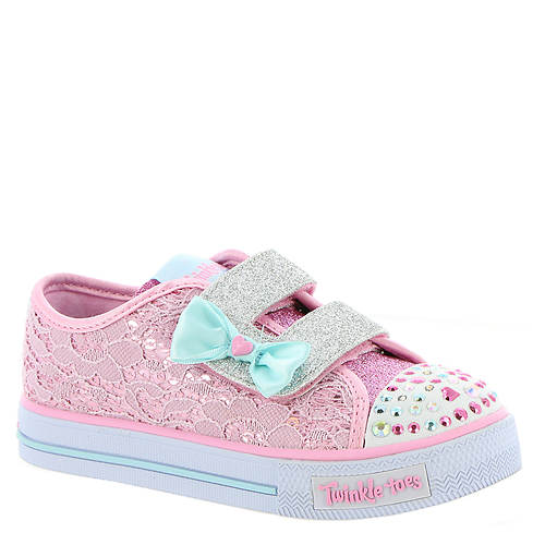 Skechers Twinkle Toes: Shuffles-Sweet Stepper (Girls' Infant-Toddler)