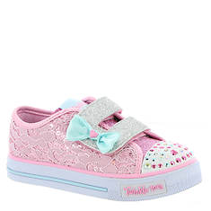 Skechers Twinkle Toes: Shuffles-Sweet Stepper (Girls' Infant-Toddler)