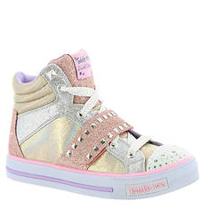 Skechers Twinkle Toes: Shuffles-Miss Metallic (Girls' Toddler-Youth)