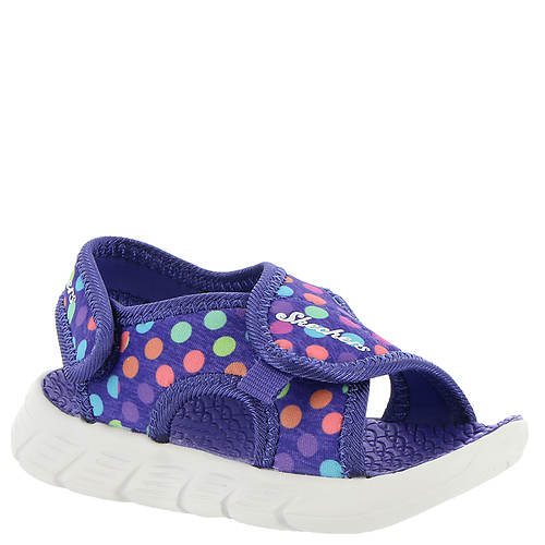 Skechers C-Flex Print Sandal 86934N (Girls' Infant-Toddler)