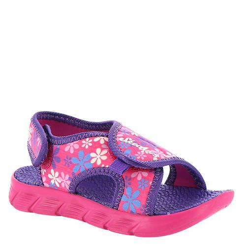 Skechers C-Flex Print Sandal 86934N (Girls' Infant-Toddler)