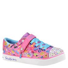 Skechers Twinkle Toes: Twinkle Breeze 2.0-Emojis (Girls' Toddler-Youth)