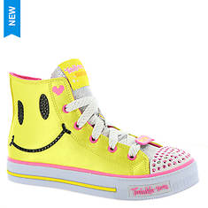 Skechers Twinkle Toes: Shuffles-Sparkle Smile (Girls' Toddler-Youth)