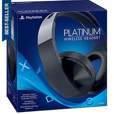Sony Platinum Headset