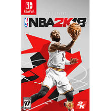 SWITCH NBA 2K18 Early Tip-Off Edition