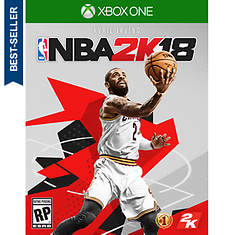 Xbox One NBA 2K18 Early Tip-Off Edition