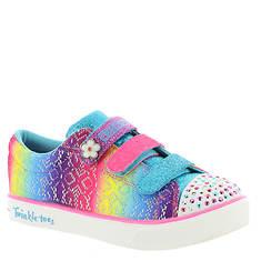 Skechers Twinkle Toes: Twinkle Breeze 2.0-Sunshine Crochets (Girls' Toddler-Youth)