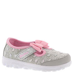 Skechers Go Walk-Bitty Hearts (Girls' Infant-Toddler)