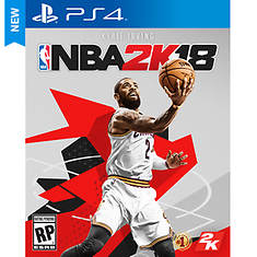 PS4 NBA 2K18 Early Tip-Off Edition