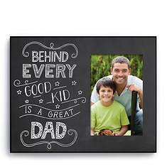 Good Kid Great Dad Frame