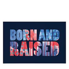 Born and Raised Doormat