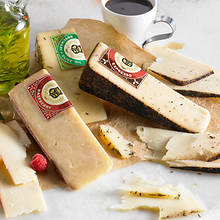 Wisconsin Crafted Cheese Trio