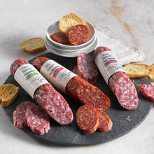 Crafted Salami Trio