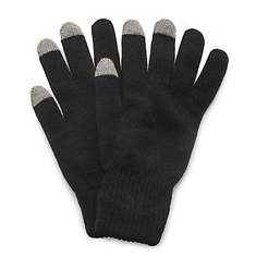 Quiet Wear Men's Knit Texting Glove