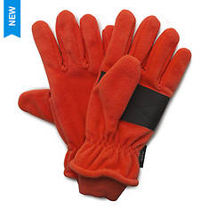 Quiet Wear Men's Fleece Glove with Cuff