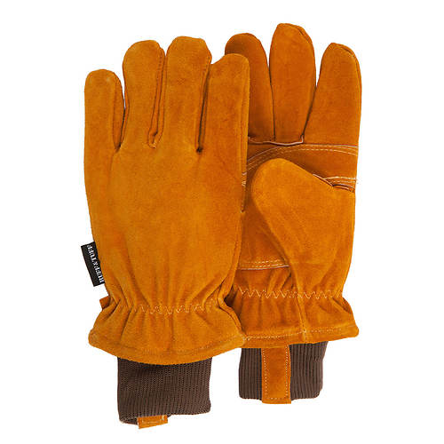 Quiet Wear Men's 100gm Leather Glove