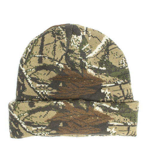 Quiet Wear Men's Cuff Cap