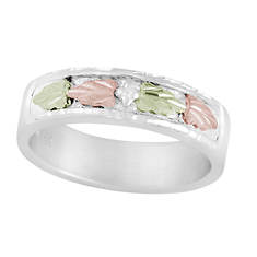 Black Hills Gold Band Ring (Women's)