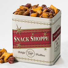 Meat Lover's Snack Mix - Salami Cheddar Mix