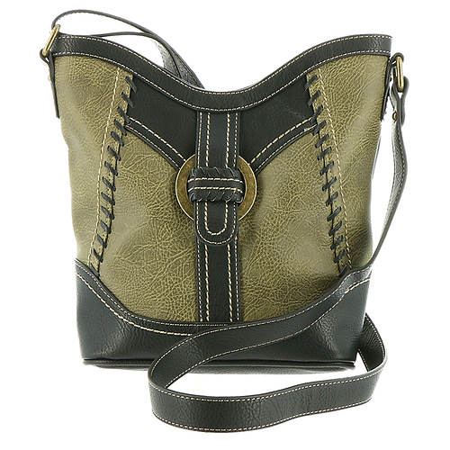BOC Clayton Two Tone Crossbody Bag
