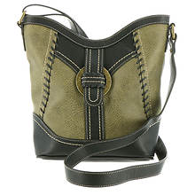 BOC Clayton Two Tone Crossbody Bag