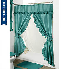 Starlite Swag Shower Curtain