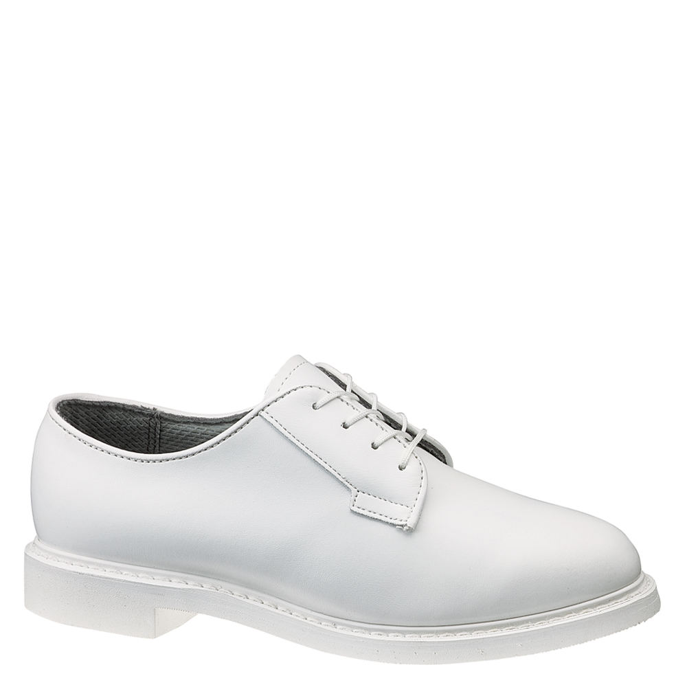 Women's Oxford Shoes – Vintage 1920s, 1930s, 1940s Heels Bates Lites Leather Oxford Womens White Oxford 5 M $169.95 AT vintagedancer.com