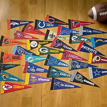 Mini Pennant Set-NFL