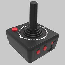 Atari® Plug and Play Joystick