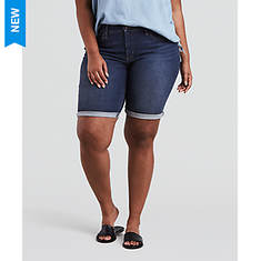 Levi's Women's Shaping Bermuda Short