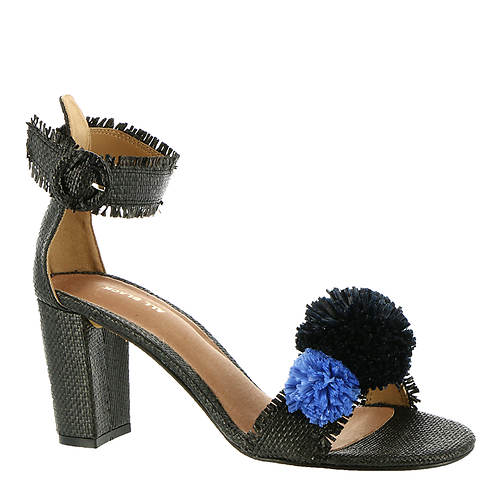 ALL BLACK Raffia Pom (Women's)