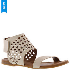 ALL BLACK Square Perf Sandal (Women's)