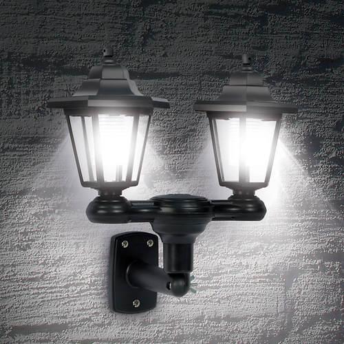 Ideaworks LED 3-in-1 Solar Lamp Pole