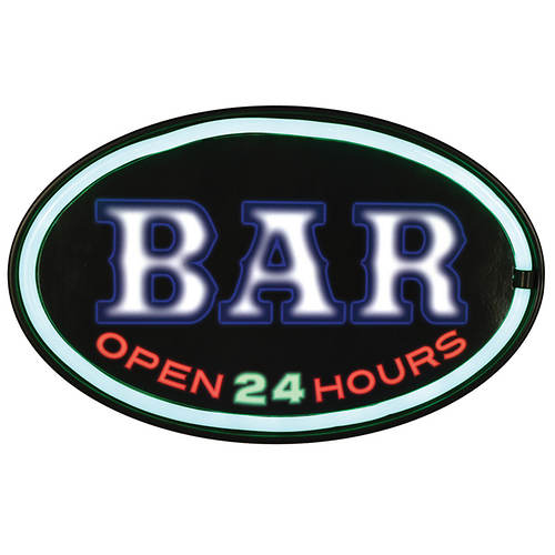 Neon Rope Bar Sign-16