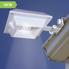 2-Pack Solar Gutter Lights