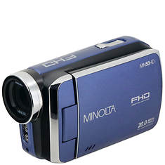 Minolta 1080p Full HD Camcorder