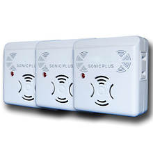 Riddex® Sonic Plus Pest Repeller- Set of 3